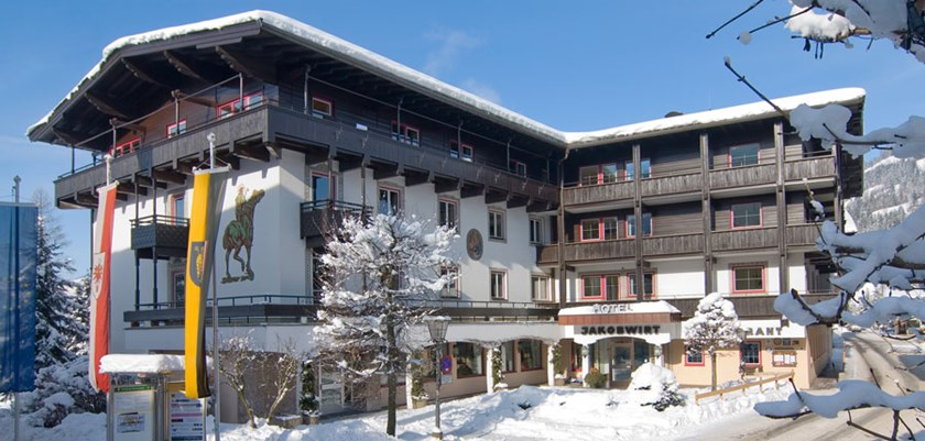 Westendorf accommodation at the jacobwirt