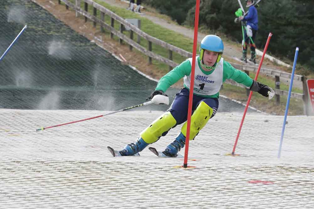ski racing at ski club of ireland