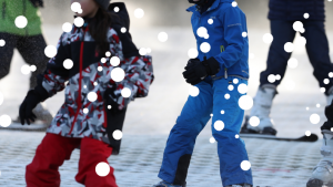 Ski Camp for Kids and Teens
