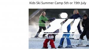 Kids ski lessons recommence