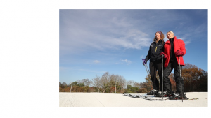 Learn to ski this Winter