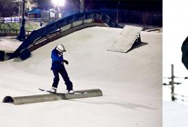 Freestyle boarder